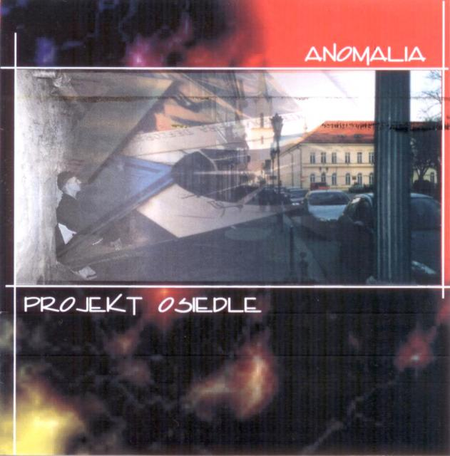 Anomalia - Projekt osiedle