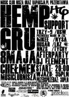 Hemp Gru - Nisza